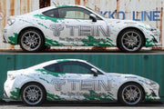 Tein Super Racing Coilovers (Subaru BRZ / Scion FR-S 13+) DSQ54-81LS1 - Modern Automotive Performance