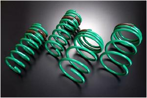 Tein S. Tech Springs (Subaru BRZ / Scion FR-S 13+) SKQ54-AUB00 - Modern Automotive Performance