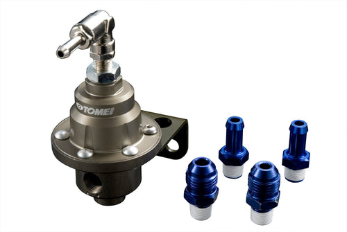 Tomei Adjustable Fuel Pressure Regulator (185001)