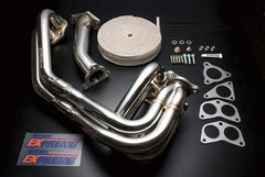 Tomei Unequal Length Exhaust Manifold | Subaru EJ20/25 (TB6010-SB02A)