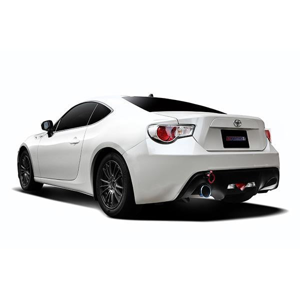 Tomei Expreme Ti Type-60R Cat Back Exhaust | 2013-2020 BRZ/FR-S/86 (TB6090-SB03B)