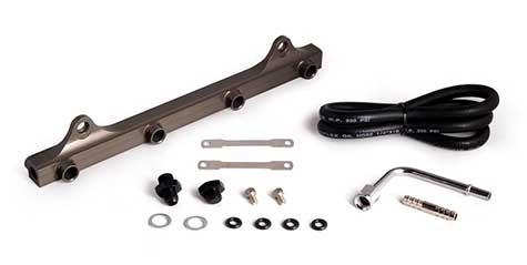 Tomioka Racing Upgraded Fuel Rail Kit (Mitsubishi Evo X) - Modern Automotive Performance