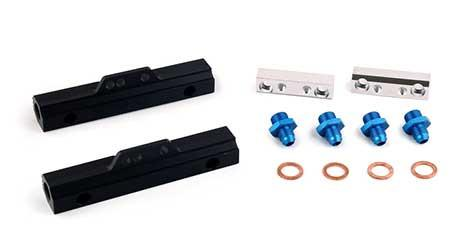 Tomioka Racing Bolt-On Top Feed Fuel Rail Kit (Subaru STi GDA/GDB EJ20) TR-FS1004 - Modern Automotive Performance
