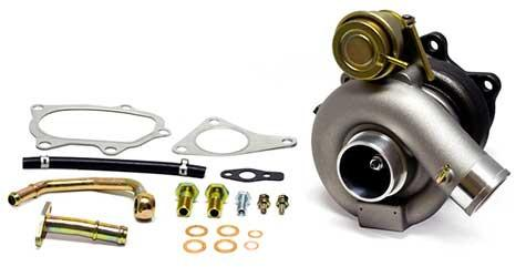 Tomioka Racing TD06-20G Turbo Kit (Subaru WRX 02-07 / STi 04-07) - Modern Automotive Performance