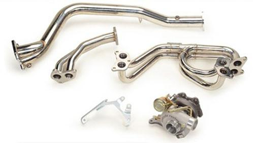 Tomioka Racing Twin Scroll Turbo Kit Subaru WRX 2008-2011 Legacy 2005+ - Modern Automotive Performance