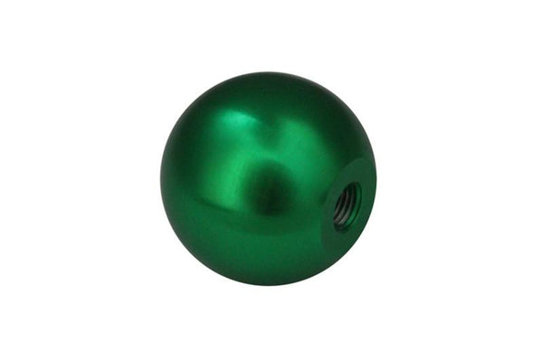 Billet Shift Knob (Green): Universal 10x1.25 by Torque Solution - Modern Automotive Performance