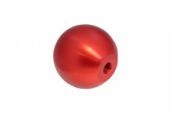 Billet Shift Knob (RED): Universal 10x1.5 by Torque Solution - Modern Automotive Performance
