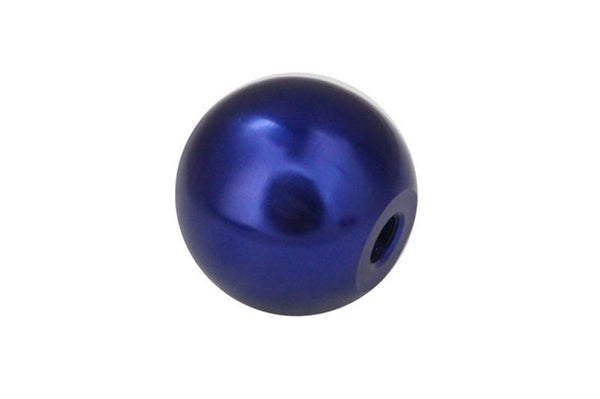 Billet Shift Knob (Blue): Universal 12x1.5 by Torque Solution - Modern Automotive Performance