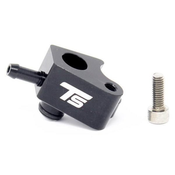 Torque Solution Billet Boost Tap | 15-20 Ford Mustang EcoBoost / 16-18 Focus RS (TS-BT-507)