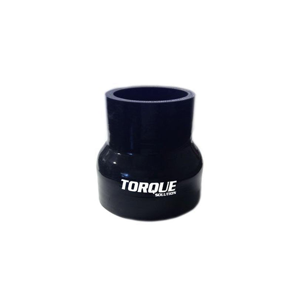 "Torque Solution 2"" to 2.75"" Transition Silicone Coupler (TS-CPLR-T2275)"