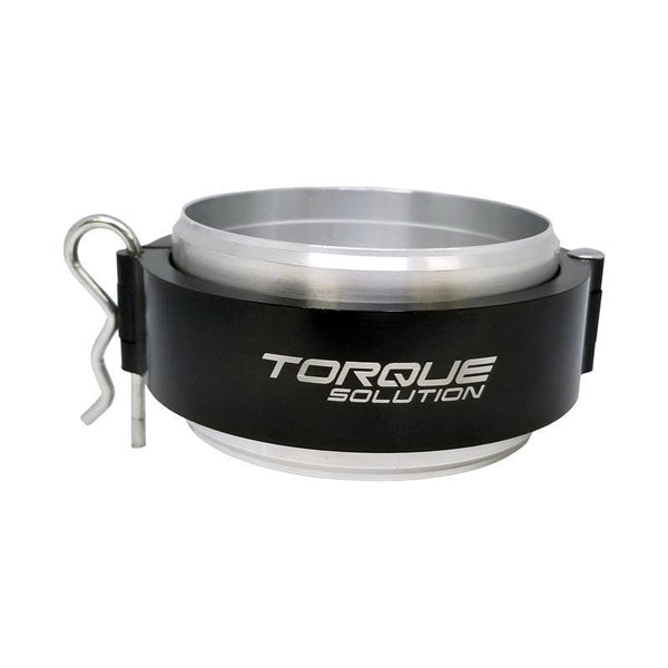 "Torque Solution 4"" Clamshell Boost Clamp (TS-CSC-4)"