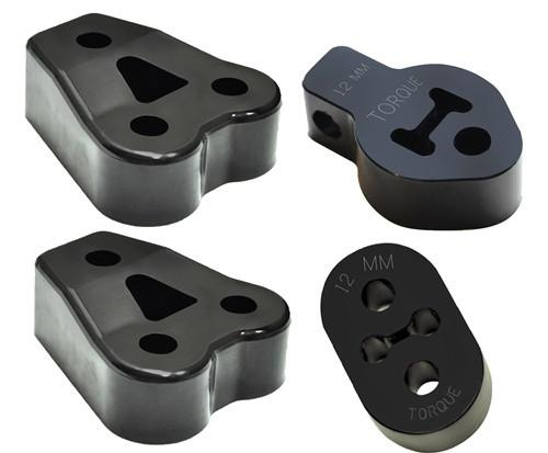 Torque Solution Exhaust Mount kit (Mitsubishi Evolution X 2008-11) TS-EH-EVOX - Modern Automotive Performance