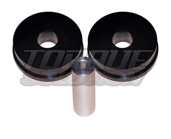 Torque Solution Front Engine Mount Inserts (Mitsubishi Evolution 8/9 2003-2006) - Modern Automotive Performance