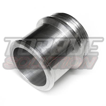 "Torque Solution 1.25"" Greddy Type RS Recirculation Adapter - Aluminum 