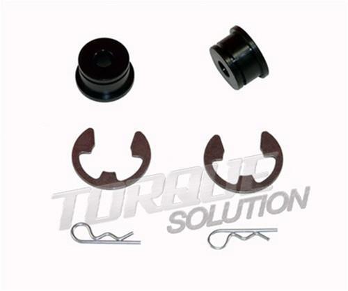 Torque Solution Shifter Cable Bushings (Mitsubishi Evolution GSR 2010-11) TS-SCB-101 - Modern Automotive Performance