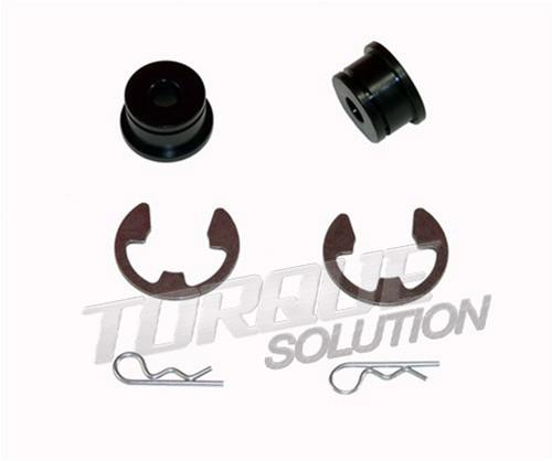 Torque Solution 6 Speed Shifter Cable Bushings (Mitsubishi Evo 8/9) TS-SCB-300 - Modern Automotive Performance