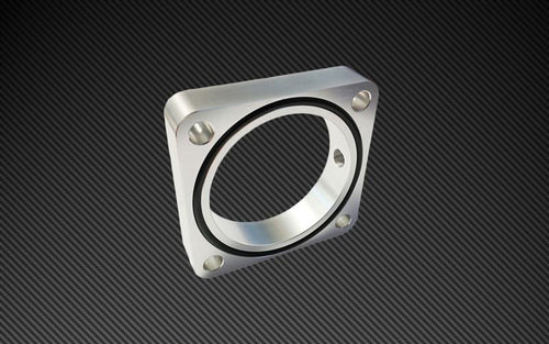 Throttle Body Spacer (Silver): Subaru BRZ / Scion FR-S 2012+ by  Torque Solution - Modern Automotive Performance