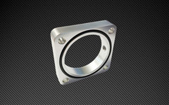 Throttle Body Spacer (Silver): Subaru BRZ / Scion FR-S 2012+ by  Torque Solution