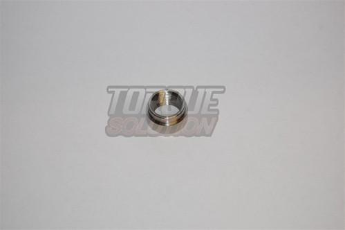 Torque Solution Stainless Steel O2 Sensor Bung (Universal) - Modern Automotive Performance