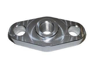 Billet Oil Feed Inlet Flange: Universal T3/T4 Turbos by  Torque Solution - Modern Automotive Performance