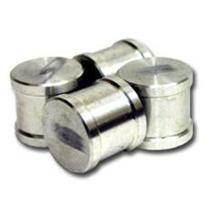 "Torque Solution 1"" Billet Aluminum Bypass Plug 