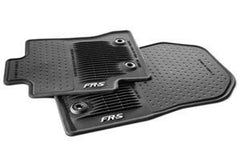 Toyota OEM 4PC Floor Mat Set | 2013-2015 Scion FR-S (PT908-18130-20)