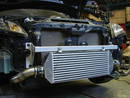 Ultimate Racing Front Mount Intercooler Kit | 2010+ Genesis Coupe 2.0T (700111)