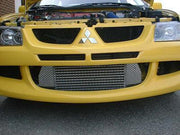 Ultimate Racing FMIC Core and Hard Pipe Kit Complete | 2003-2007 Mitsubishi Lancer Evolution (200191)