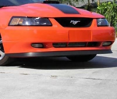 UPR Mach 1 Style Chin Spoiler | 1999-2004 Ford Mustang (6100-01)