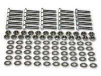 M10 Fasteners, Bulk Pack (includes 25 x 10mm nuts/bolts & 50 washers) by Vibrant Performance - Modern Automotive Performance