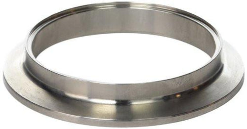 "Stainless Steel V-Band Flange for 3"" O.D. Tubing by Vibrant Performance - Modern Automotive Performance"
