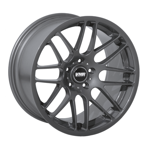 "VMR V703 5x120 18"" Gunmetal Wheels"