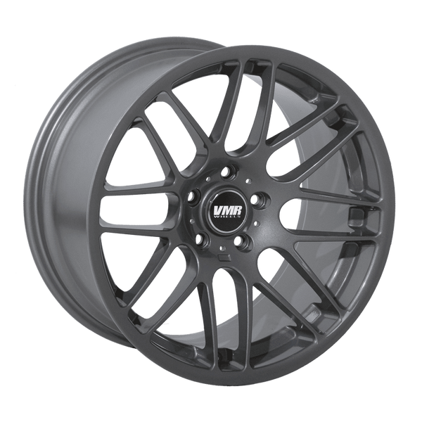 "VMR V703 5x120 20"" Gunmetal Wheels"