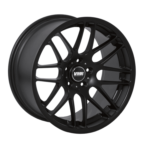 "VMR V703 5x112 19"" Matte Black Wheels"