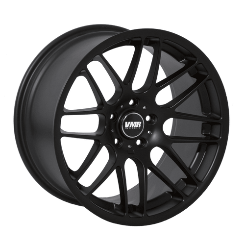 "VMR V703 5x120 19"" Matte Black Wheels"