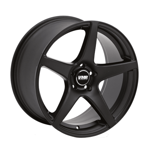"VMR V705 5x120 19"" Matte Black Wheels"