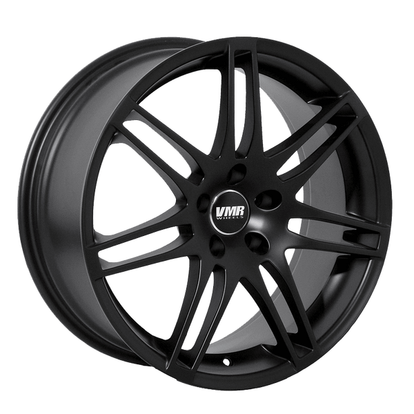 "VMR V708 5x112 19"" Matte Black Wheels"