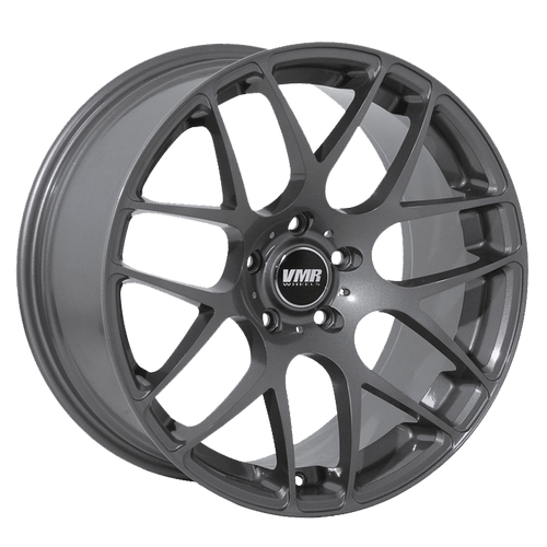"VMR V710 5x112 18"" Gunmetal Wheels"