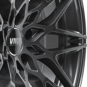 "VMR V801 5x120 18"" Anthracite Metallic Wheels"