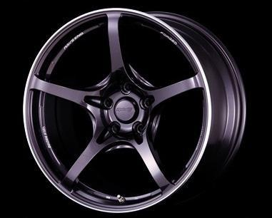 "Volk G50 5x112 19"" Dark Purple Gunmetal Wheels"