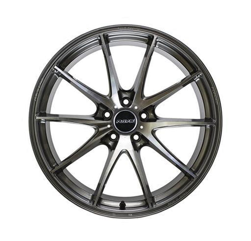 "Volk G25 EDGE 5x114.3 20"" Mercury Silver Wheels"