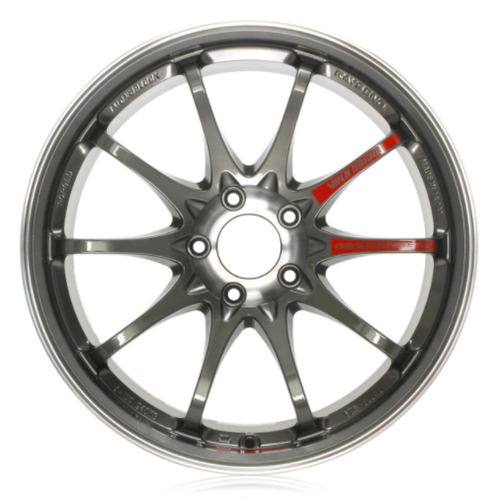 Volk CE28SL Pressed Graphite Wheel 17x8.5/5x114.3/+45 Offset (WV2SLP45EPG)