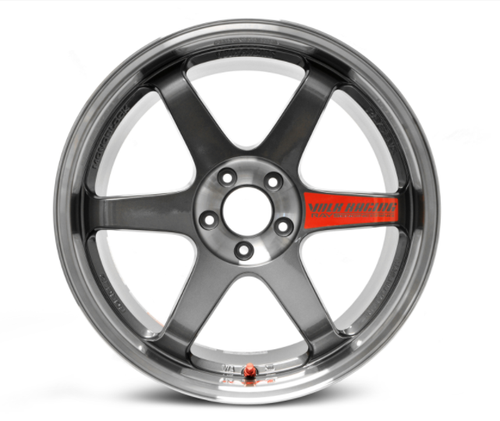 Volk TE37SL Pressed Graphite Wheel 17x8.5/5x114.3/+45 Offset (WVSLP45EPG)