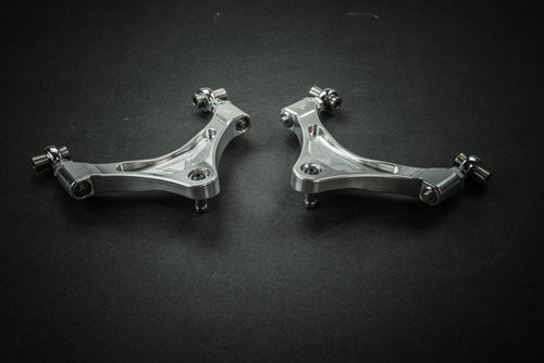 Voodoo13 Front Upper Camber/Caster Control Arms | 2007-2016 Nissan 370Z / G37 (FCNS-0400)