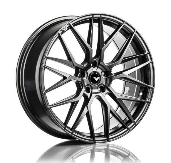 "Vorsteiner V-FF 107 5x112 20"" Carbon Graphite Wheels"