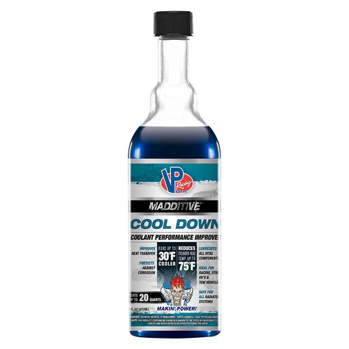 VP Racing Fuels Cool Down Coolant Additive - 16oz (2085)