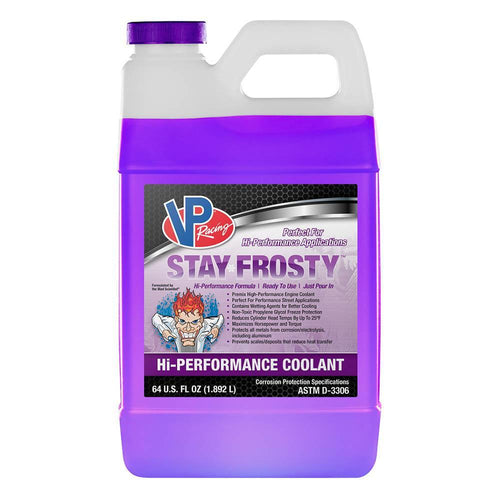 VP Racing Fuels Stay Frosty Hi-Performance Coolant - 64oz (2087)