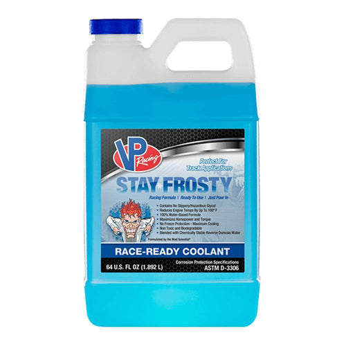 VP Racing Fuels Stay Frosty Race Ready Coolant - 64oz (2301)