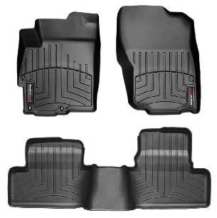 Weathertech FloorLiner DigitalFit (Mitsubishi Lancer 2008+) - Modern Automotive Performance