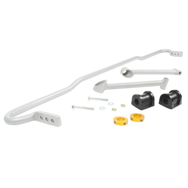 Whiteline 20mm Adjustable Heavy Duty Rear Sway Bar 2008+ Subaru WRX STi